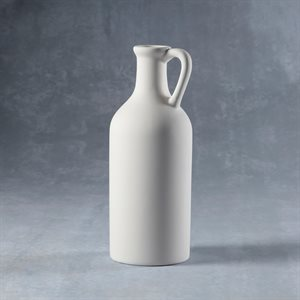 Long Neck Handled Vase
