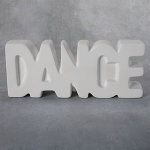 Dance Plaque