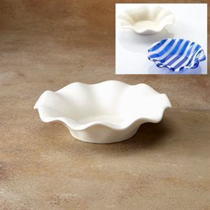 "8"" Wave / Ruffle Mold"