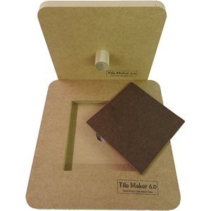 Tile Maker - Tuiles De 6 x 6""